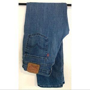 "Levi's 514 denim jeans size 32 x 32"""